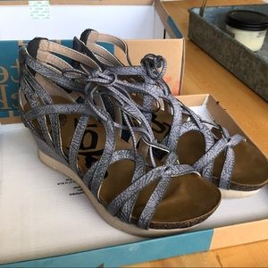 OTBT wedge sandal